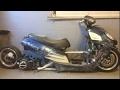 Vento 150cc Scooter Custom Tuning