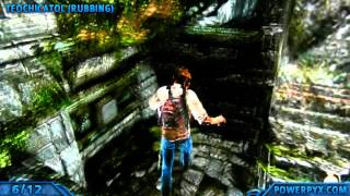 Uncharted Golden Abyss - All Treasure Locations - Chapter 27