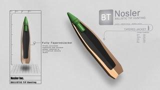 Nosler's Ballistic Tip Hunting Bullet