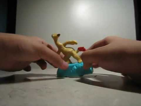 McDonald's Happy Meal Review: Ice Age 4 Continental Drift #8 Sid