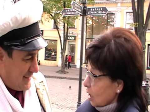 Сергей Чудин. Юмор с Дерибасовской.