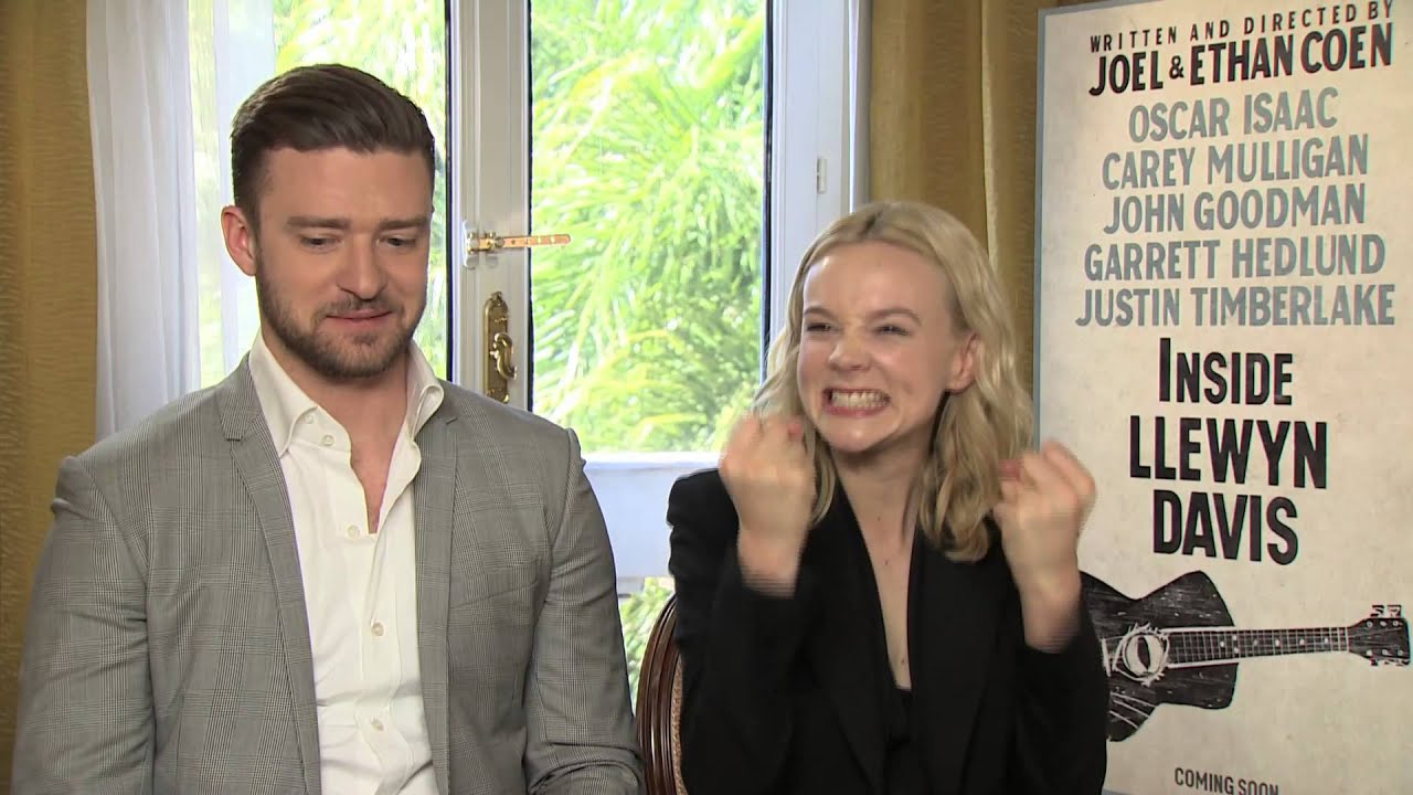 Justin Timberlake and Carey Mulligan on being cast in ...