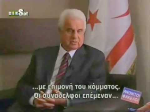 "Turkish Cypriot ""Elections"" - CYBC Analysis 15/04/2009"