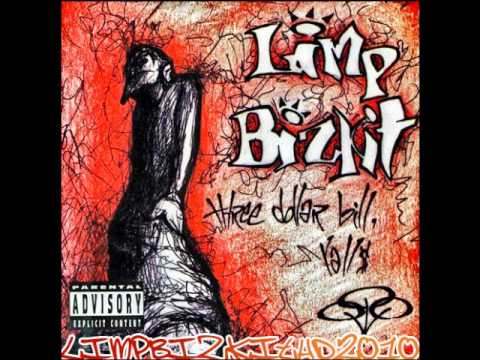 Limp Bizkit - Stuck (Three Dollar Bill Y'all $) [HQ]