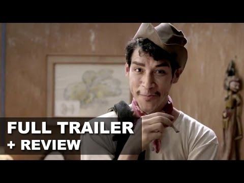 Cantinflas 2014 Official Trailer + Trailer Review : Beyond The Trailer