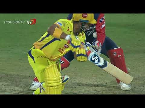 DD vs CSK HD Highlights 2018 | csk lost by 34 runs | IPL Fixing Report 2018 | Matches Prediction