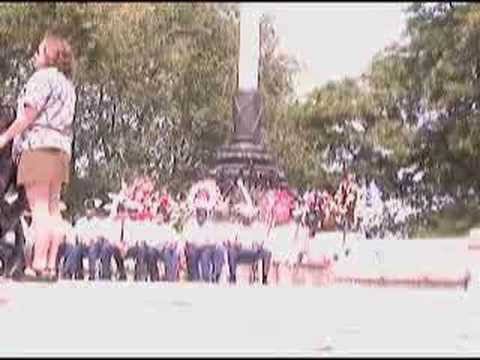 Anthem - Brenda Braxton -Soldiers' & Sailors' Monument Video