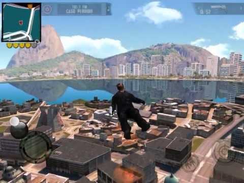 Gangstar Rio: City of Saints Jetpack