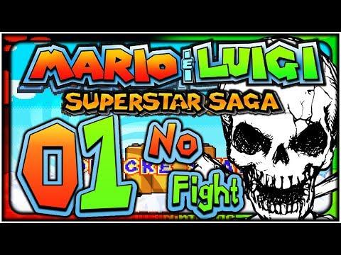 M&L SUPERSTAR SAGA (NO FIGHT CHALLENGE) - #01 - Die Challenge des Todes | Simon