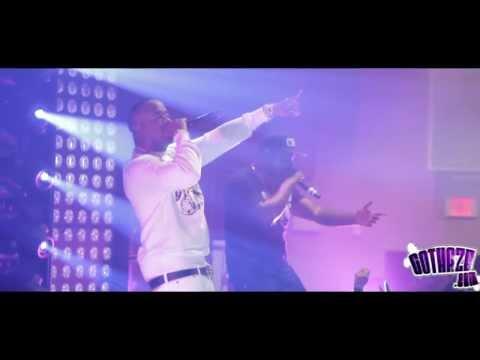Yo Gotti Performing Live At Visions Entertainment Complex in Greensboro, NC