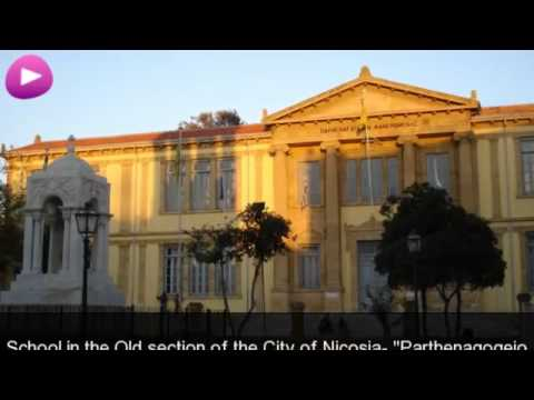 Nicosia Wikipedia travel guide video. Created by Stupeflix.com
