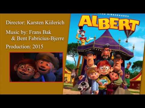 Albert - Original Score By Frans Bak & Bent Fabricius-Bjerre