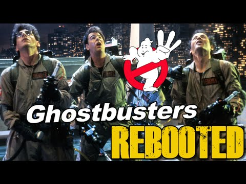 Ghostbusters 3 is an ALL-FEMALE REBOOT