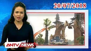 Bản tin Kinh tế và Tiêu dùng mới nhất ngày 20/07/2018   Tin tức   Tin tức mới nhất   ANTV