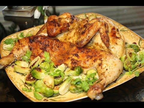 Лучшая курица в духовке! - Простой и вкусный рецепт в мире.