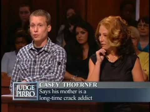 Mom Introduces Crack And Marijuana To Son At Age 12? video
