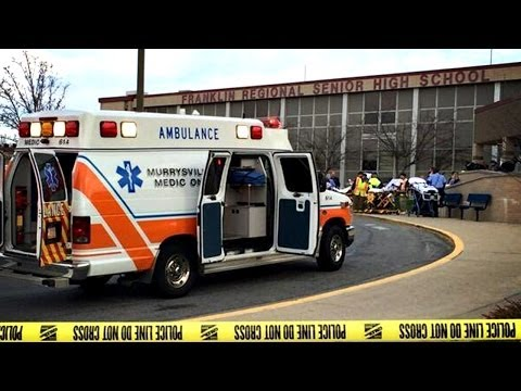 20 Injured in Pennsylvania School Stabbing
