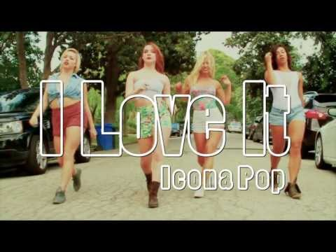Kyle Hanagami | I Love It - @Iconapop