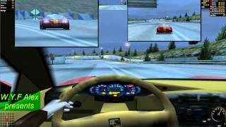 NFS Porsche/ PU - 2000 911 Turbo Challenge - Autobahn - 911 Turbo (996) [Part 5 of 6]