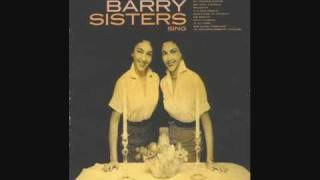 Barry Sisters - Chasene