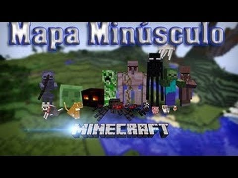1° Video!! o menor mapa de todos----(parkour)----