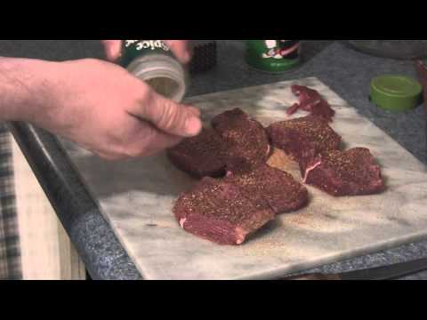How To Cook Backstrap
