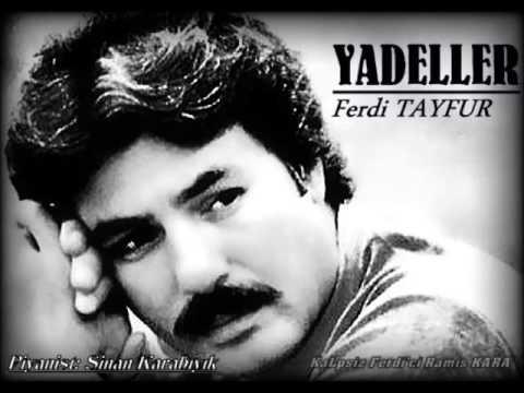 Ferdi TAYFUR - YADELLER (Altyapı & Karaoke)