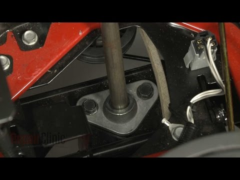 Steering Support - Craftsman Riding Lawn Mower