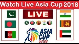 PTV Sports Live Streaming HD Asia Cup 2018 Youtube