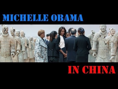 First Lady Michelle Obama Faces Lies in China | China Uncensored