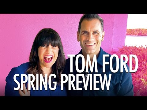 Tom Ford Beauty Spring Preview