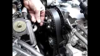 Jetta TDI Timing Belt Part II