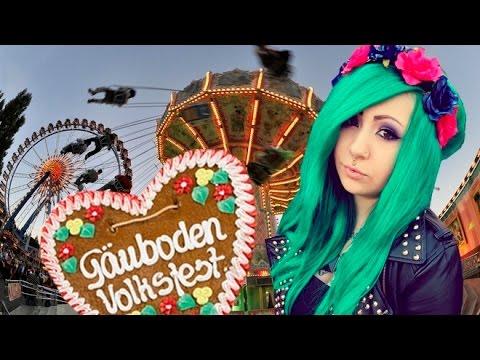 GÄUBODEN VOLKSFEST - Straubing 2014 + Interview & Shooting ♥