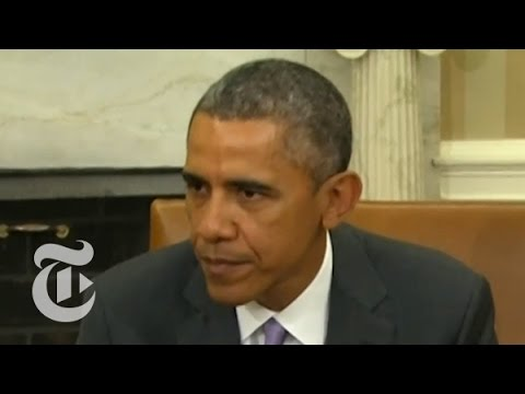 Obama Responds to Netanyahu's Speech to Congress | The New York Times