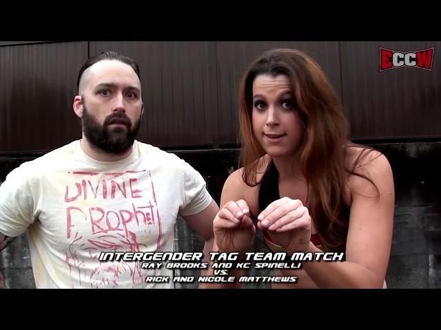 ECCW Presents: TEXAS BULLROPE!  -  Intergender Tag Team Match