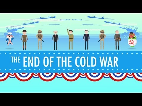 George HW Bush and the End of the Cold War: Crash Course US History #44