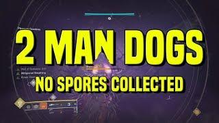 2 Man Dogs, No Spore Buffs Collected - Leviathan Raid | Destiny 2