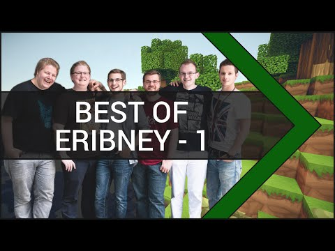Best of Minecraft Adventure-Maps - Eribney Parkour (Pietsmiet/Pietsmittie) Part 1