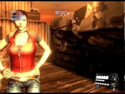 Resident Evil 6-Claire Redfield Mod.(Hecho por mí)