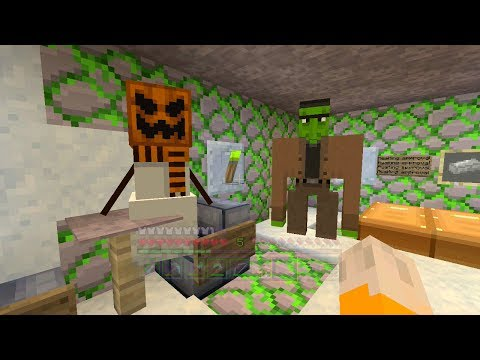 Minecraft Xbox — Pumpkin Party [133]