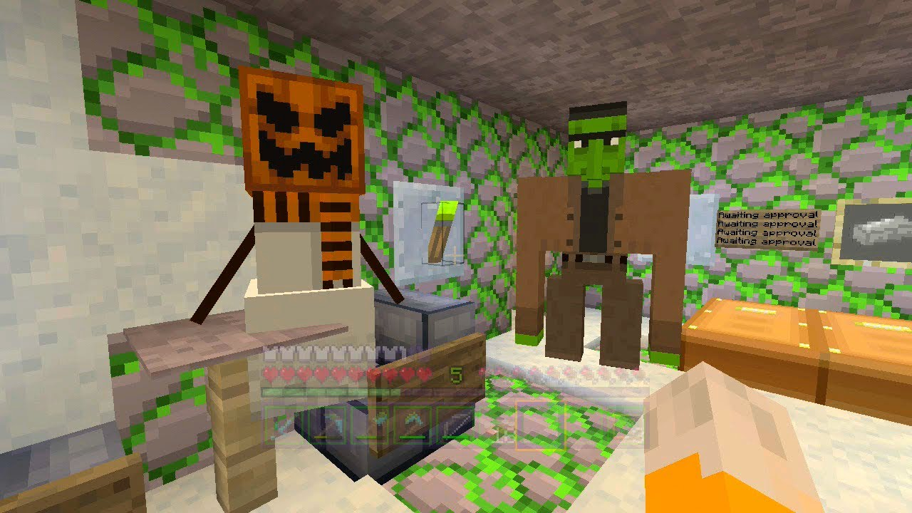 Stampy Cat Halloween Hunger Games