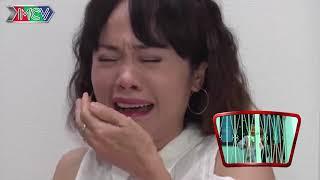Diễn viên KIM HUYỀN khóc ngất vì nỗi nhớ quê hương khi bất ngờ gặp nghệ sĩ Cát Tường nơi đất khách