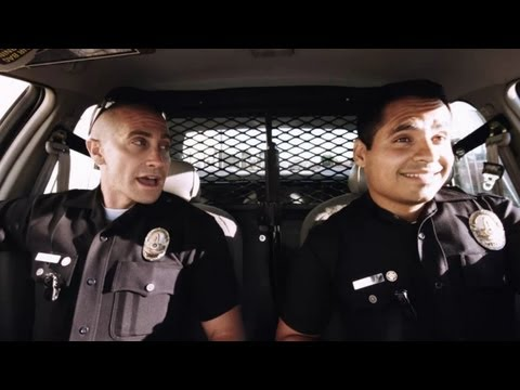 END OF WATCH - Jake Gyllenhaal, Michael Peña - OFFICIAL TRAILER (HD)