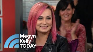 Blind YouTube Star Molly Burke Opens Up About Overcoming Bullying | Megyn Kelly TODAY