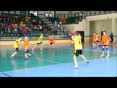 Mistrzostwa Regionu II W Piłce Ręcznej Chłopców Szkół Podstawowych