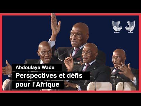 Abdoulaye Wade - cité de la réussite 2000  - 1/3