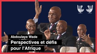 Abdoulaye Wade - Cité De La Réussite 2000