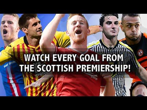Scottish Premiership Goals Rush!