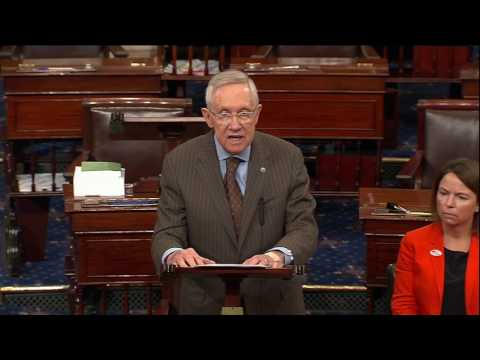 Harry Reid: Donald Trump Is Trying To Divide Us