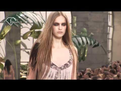 fashiontv | FTV.com - MILAN W S/S 11 - ROBERTO CAVALLI FULL SHOW